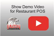 Falcon Restaurant POS Video