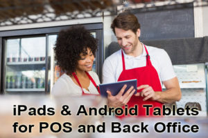 ipad and Android Tablet POS