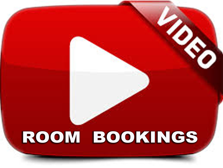 Video Room Bookings